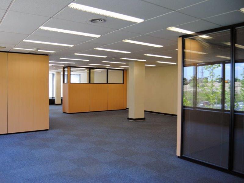 Amplias oficinas Alquiler de oficinas en edificio Ática 7 en Pozuelo de Alarcón Madrid